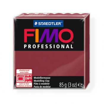 FIMO professional 23 бордо, 85 г.